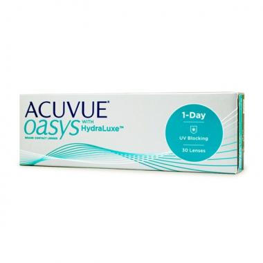 Контактные линзы 1-Day Acuvue Oasys 30 шт.