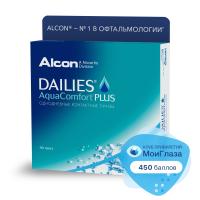 Dailies Aqua Comfort Plus (90 линз) (AquaComfort)