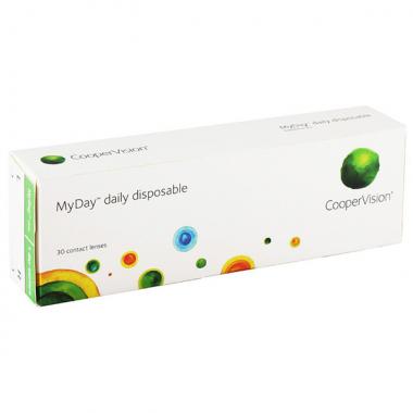 Контактные линзы MyDay Daily Disposable 30
