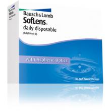 Soflens daily disposable (90 линз)